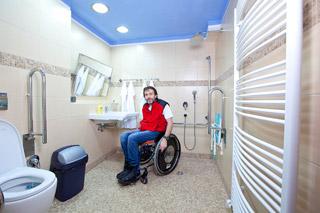 Łazienki bez barier